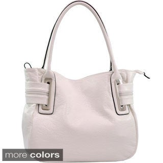 Dasein Belted Tote Bag