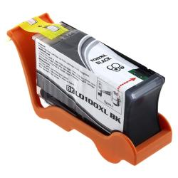 INSTEN Lexmark Compatible 100XL/ 14N1068 Black Ink Cartridge