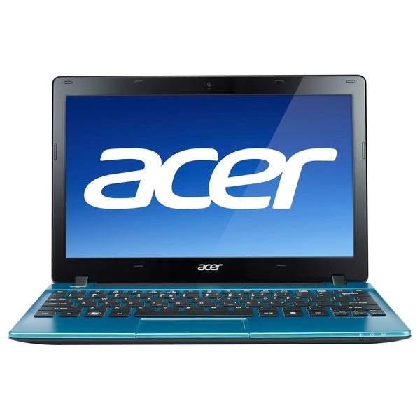 "Acer Aspire One 725 AO725-C62bb 11.6"" LED Netbook - AMD C-Series C-60"