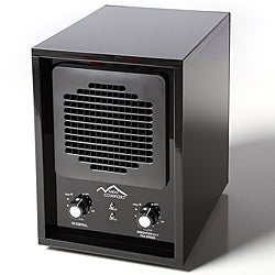 New Comfort Black Acrylic 6 Stage Air Purifier
