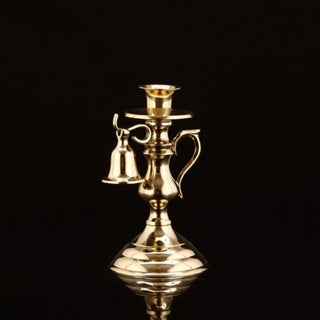 Holland Candlestick with Snuffer