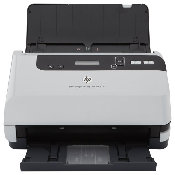 HP Scanjet Sheetfed Scanner - 600 dpi Optical