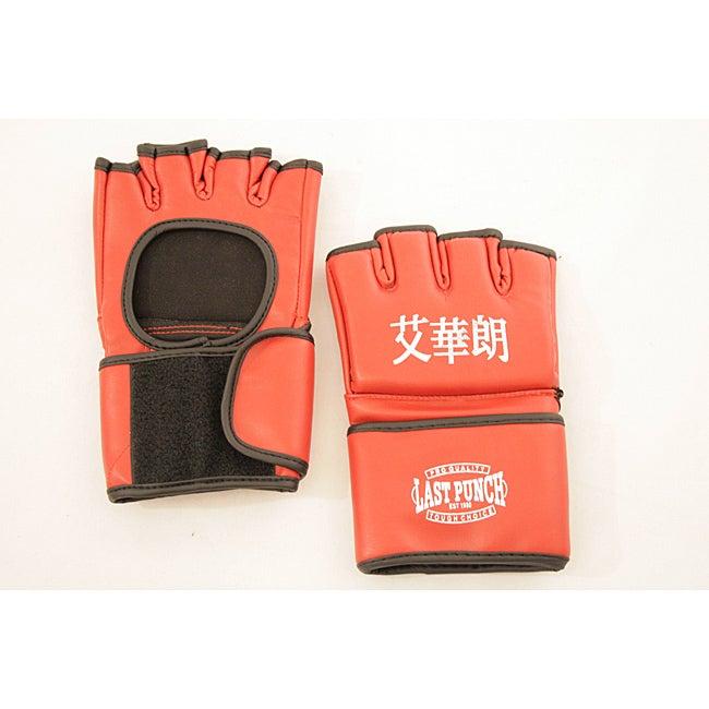 Defender Red MMA UFC StyleTraining Gloves Gloves
