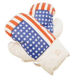 Defender USA 8-ounce Boxing Gloves