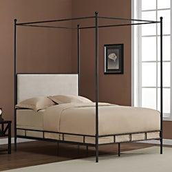 Lauren Full Metal Canopy Bed