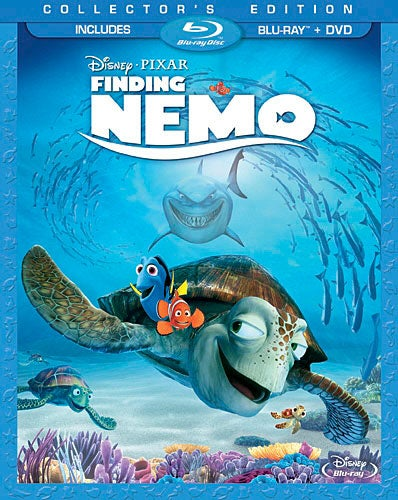 Finding Nemo (Blu-ray/DVD)