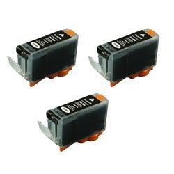 Canon PGi-5BK PGI 5 Compatible Black Ink Cartridge (Pack of 3)