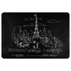 Somette Paris Premium Kitchen Comfort Mat (2' x 3')