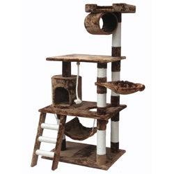 Multi-Level Go Pet Club 62 inch Cat Tree