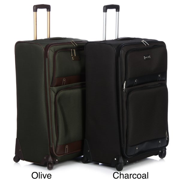 Bill Blass 'Classics' 31-inch Expandable Suitcase