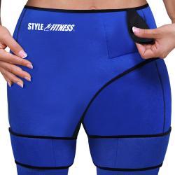 Trademark Style Fitness Slimming Sauna Shorts