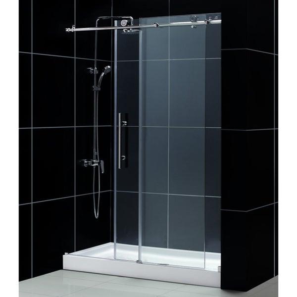 Enigma-X 32x60-inch Shower Base Amazon Tub To Shower Kit