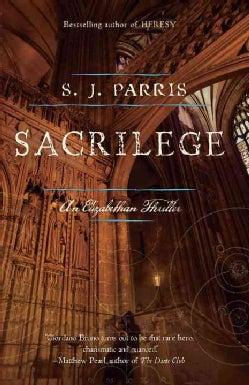 Sacrilege (Paperback)