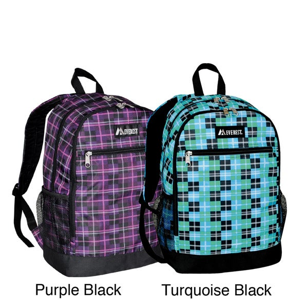 Everest Multi-Compartment Casual 18-Inch Backpack