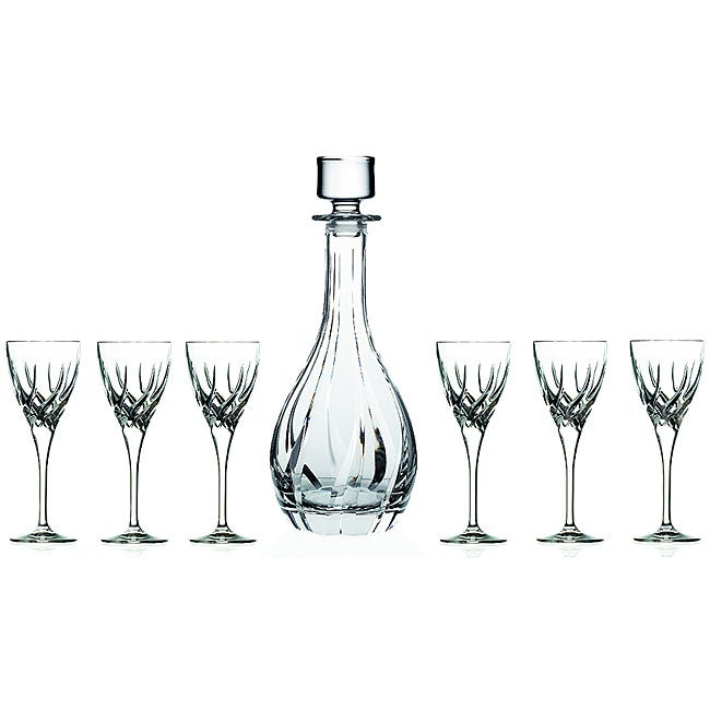 RCR Italy Trix Collection 7-piece Liquor Set
