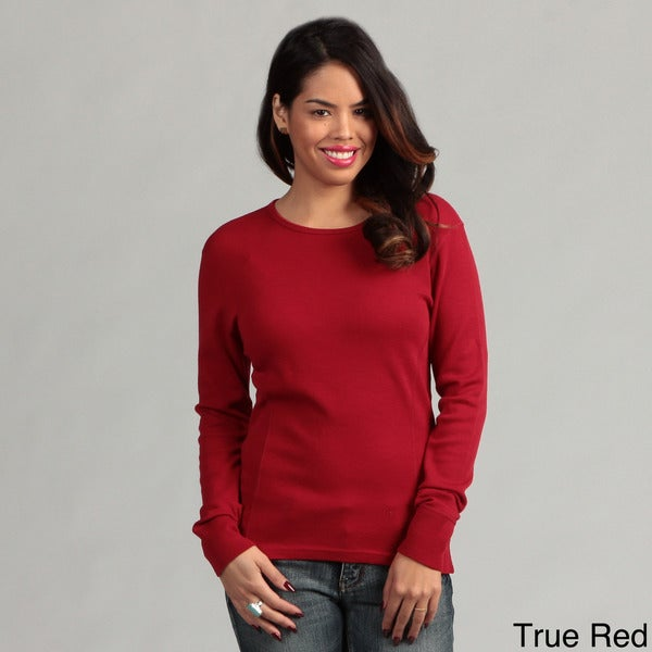 Minus33 Women's 'Ossipee' Merino Wool Mid-weight Crew Neck Base Layer