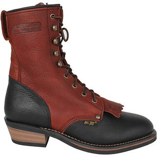 AdTec by Beston Men's 'Packer' Lace-up Boots