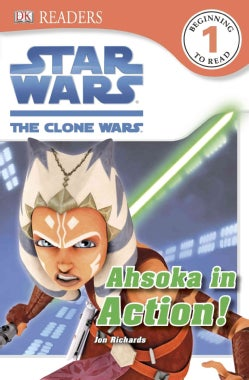 Ahsoka in Action!: Star Wars: the Clone Wars (Paperback)