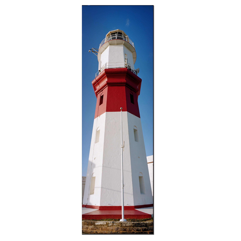 Preston, 'Bermuda Lighthouse' Canvas Art