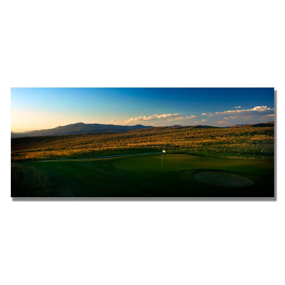 'Golf 7' Canvas Art