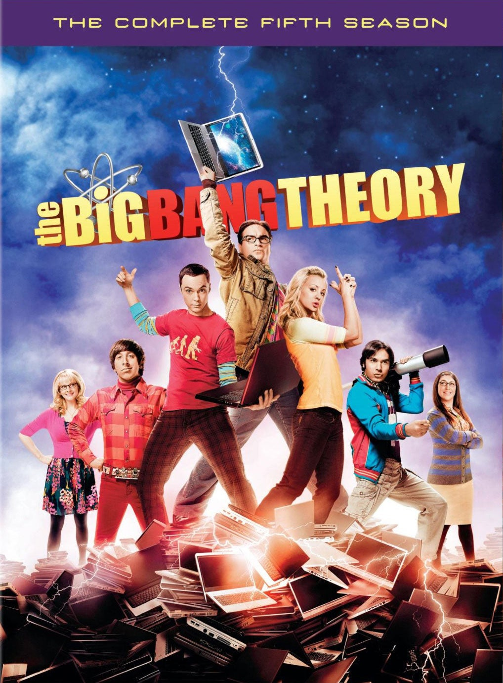 The Big Bang Theory: The Complete Fifth Season (DVD)
