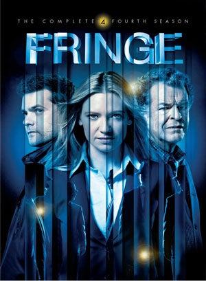 Fringe: The Complete Fourth Season (DVD)