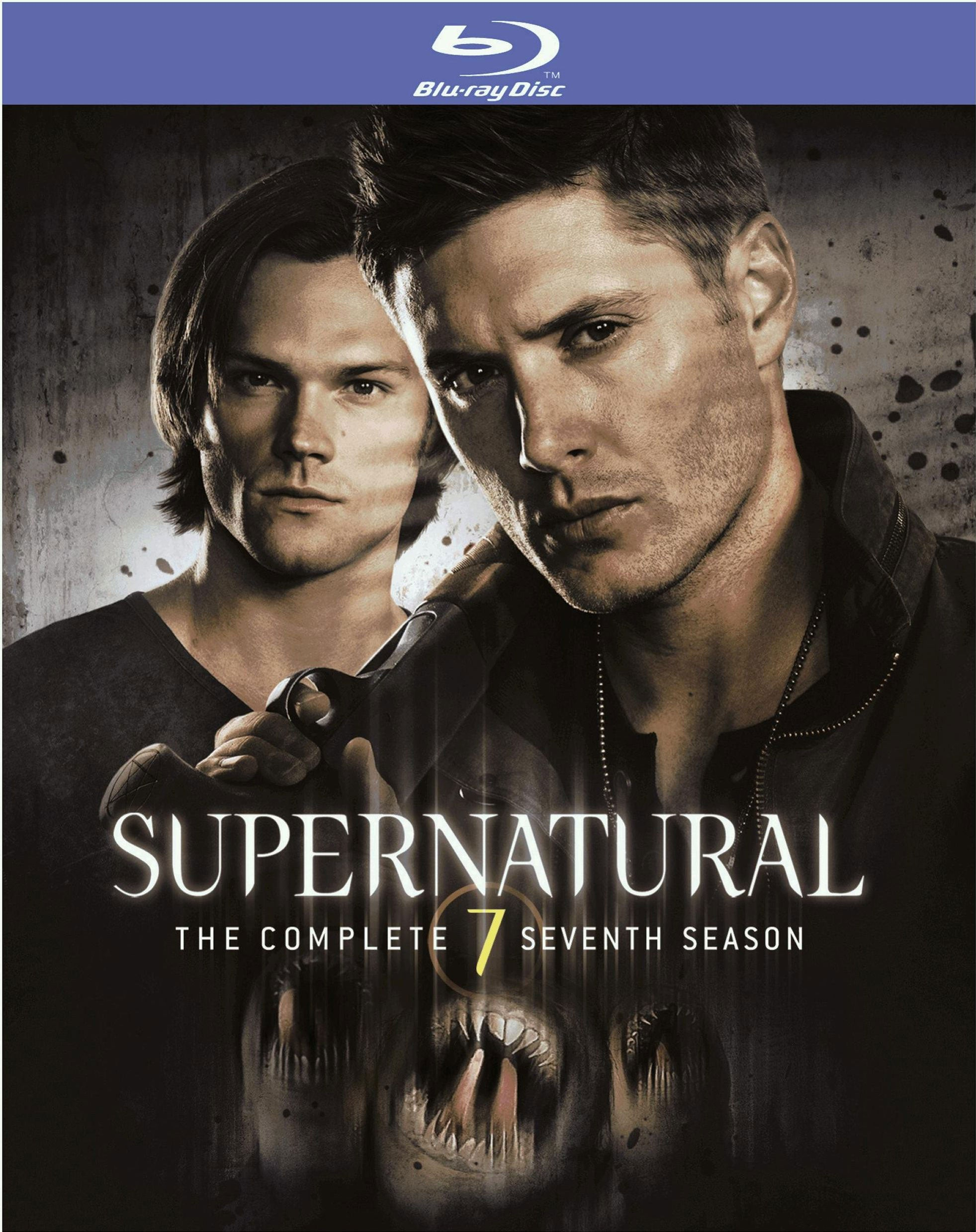 Supernatural: The Complete Seventh Season (Blu-ray Disc)