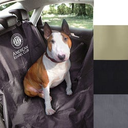 AKC Water-resistant Car Seat Cover