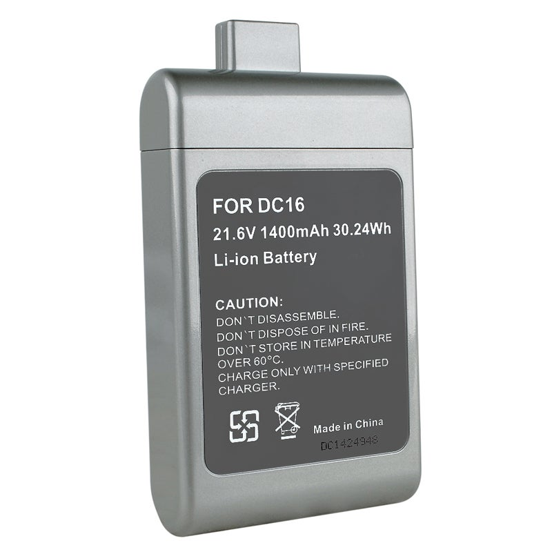 INSTEN Compatible Li-ion Battery for Dyson DC16