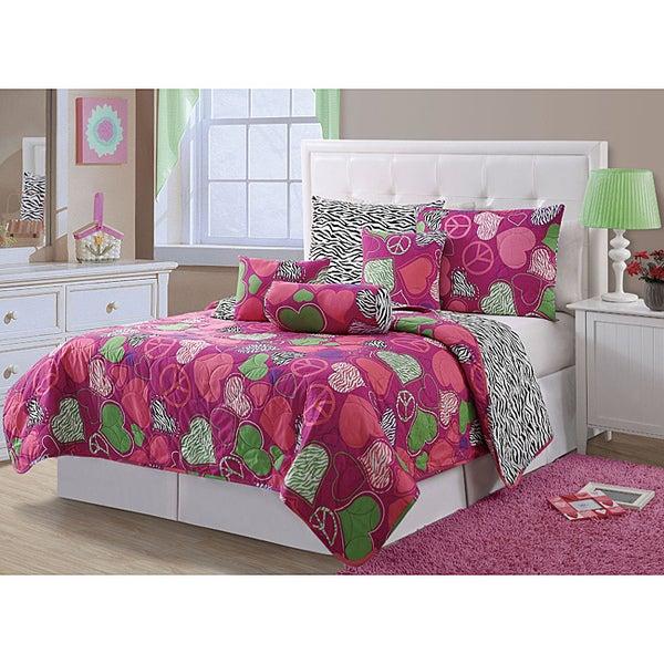 Ashley 6-piece Quilt Set