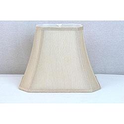 Crown Lighting Cream Rectangular Lamp Shade