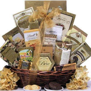 Classic Elegance Gourmet Gift Basket