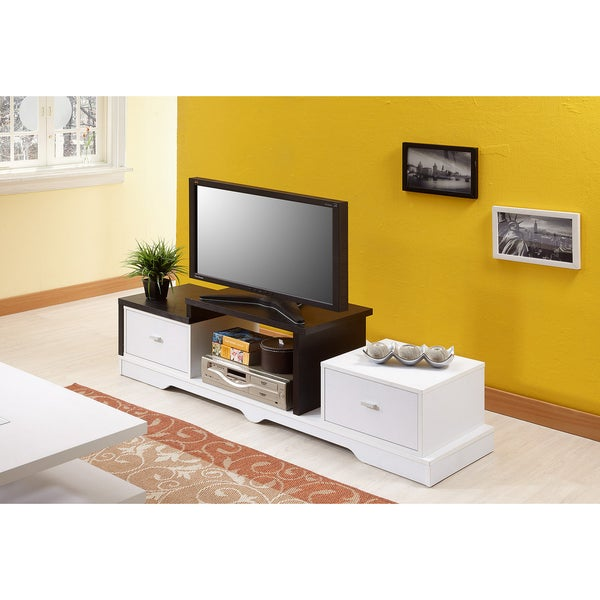 Furniture of America Grove Modern 2-removable Drawer TV Console