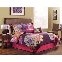 Flower Show 7-piece Comforter Set