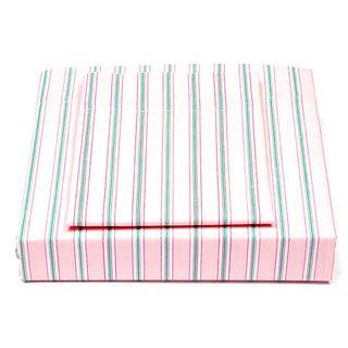 Tommy Hilfiger Collegiate Stripe Cotton Sheet set