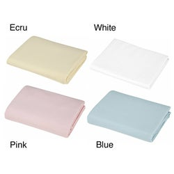 American Baby Company Value Jersey Knit Cradle Sheet