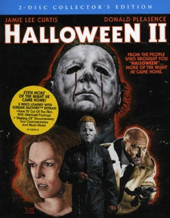 Halloween II (Collector's Edition) (Blu-ray Disc)