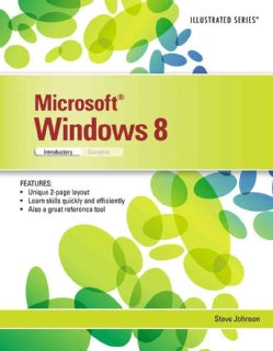 Microsoft Windows 8: Illustrated Introductory (Paperback)