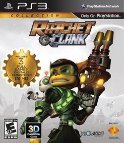 PS3 - Ratchet & Clank Collection