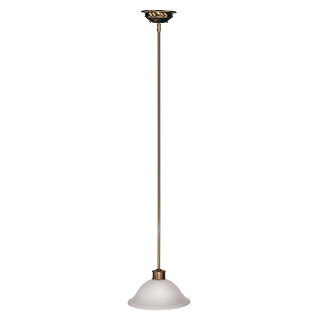 Dynasty 45-inch White Lighting Fixture
