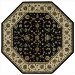 Nourison Persian Arts Traditional Black Rug (5'3