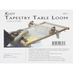 Kliot Tapestry Loom 20 inches Hard Wood