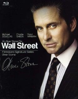 Wall Street: Filmmaker Signature Series (Blu-ray Disc)