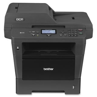 Brother DCP-8150DN Laser Multifunction Printer - Monochrome - Plain P