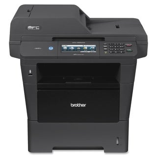 Brother MFC-8950DW Laser Multifunction Printer - Monochrome - Plain P