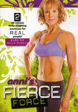 Anni's Fierce Force: Burn Fat Build Muscle Fitness Workout (DVD)