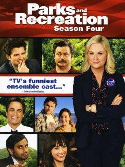 Parks And Recreation: Season Four (DVD)