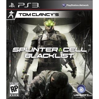 PS3 - Splinter Cell Blacklist