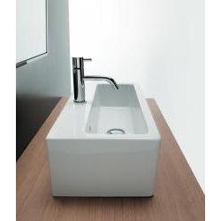 Bissonnet ICE-50 Bathroom Ceramic Sink