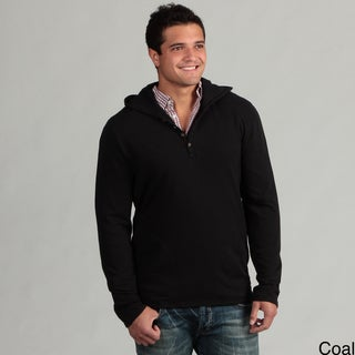 Nuco Men's Hooded Henley